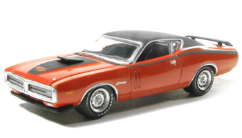 1971 dodge charger greenlight model