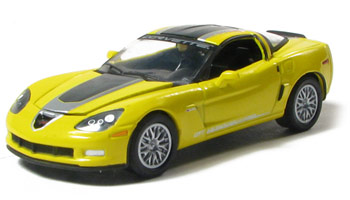 2009 chevy corvette z06 gt1 model