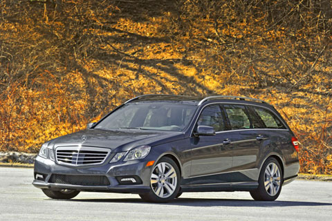 2011 mercedes e350 wagon