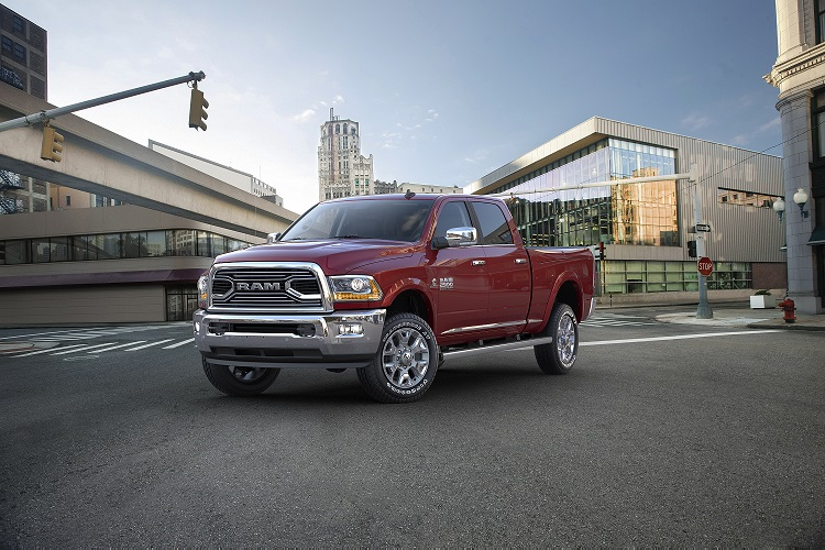 2016 Ram 2500 Heavy Duty Laramie Limited